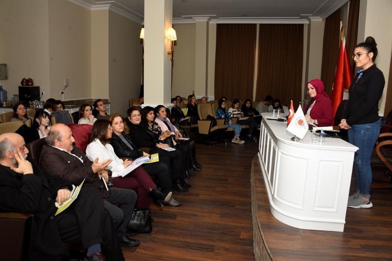 Üsküdar Üniversitesinde Samsun'da Çocuk Dostu Kadın Girişimcilik Üssü'ne tam destek