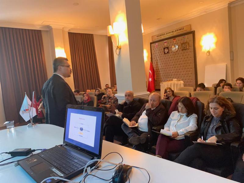 Üsküdar Üniversitesinde Samsun'da Çocuk Dostu Kadın Girişimcilik Üssü'ne tam destek 2