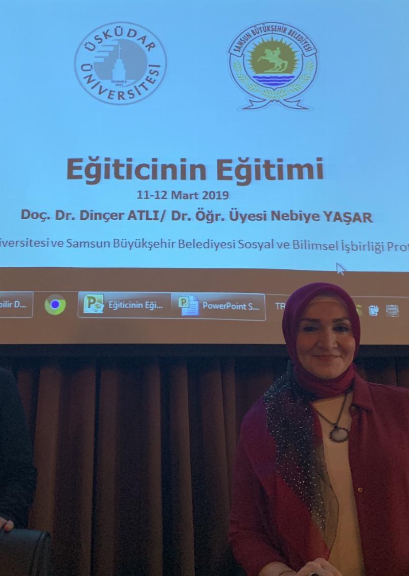 Üsküdar Üniversitesinde Samsun'da Çocuk Dostu Kadın Girişimcilik Üssü'ne tam destek 3