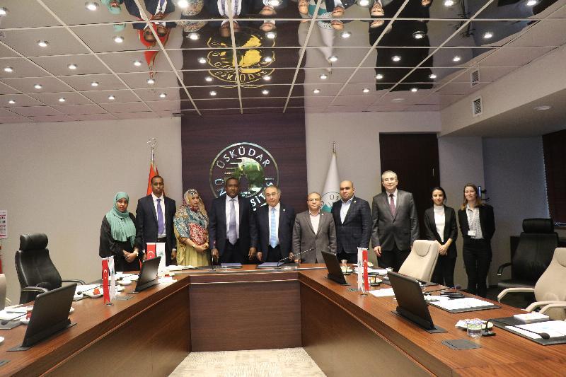 Üsküdar Üniversitesi ve Kenya arasında işbirliği 3