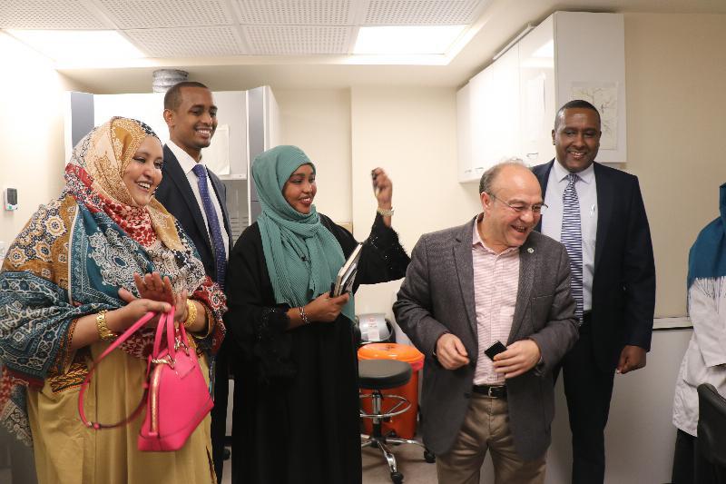 Üsküdar Üniversitesi ve Kenya arasında işbirliği 4