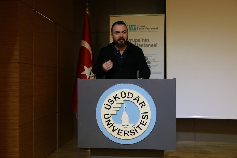 12. Radyoteknoloji semineri Üsküdar Üniversitesinde yapıldı. 4