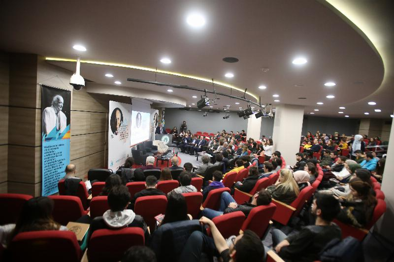 Prof. Fuat Sezgin Conference Hall inaugurated at Üsküdar University