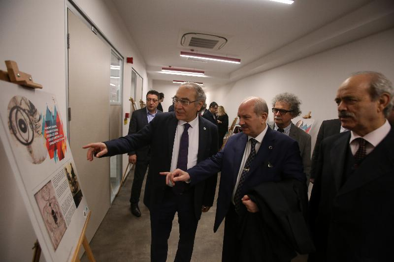 Prof. Fuat Sezgin Conference Hall inaugurated at Üsküdar University 11