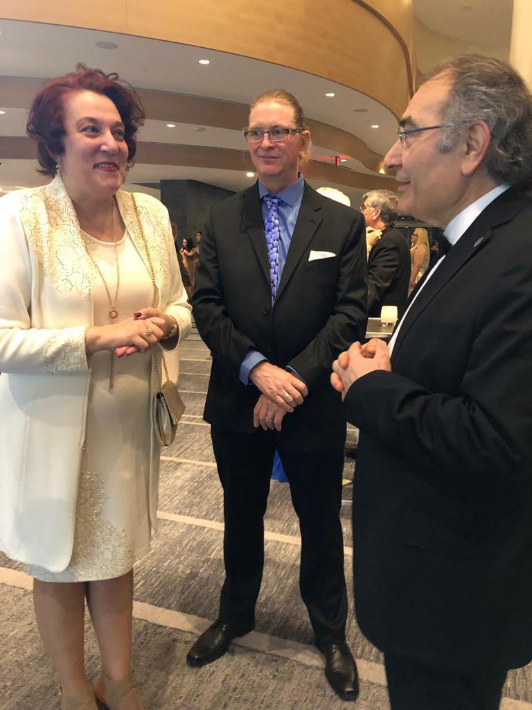 2019 Golden Axon Liderlik Ödülü Prof. Dr. Nevzat Tarhan'a 4