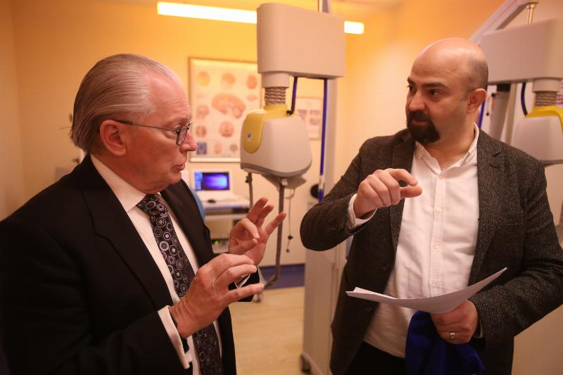 Prof. Stephen Stahl praised Üsküdar University and NPİSTANBUL Brain Hospital 3