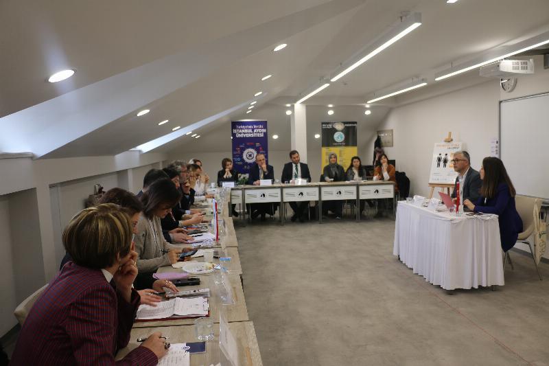 'Yeni Medya ve Aile Çalıştayı' Üsküdar Üniversitesinde yapıldı 9