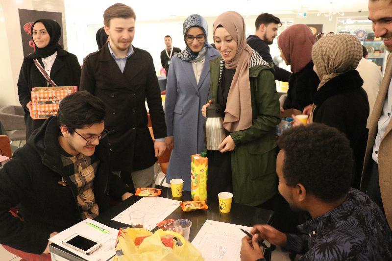 En genç milletvekili Üsküdar Üniversitesinde