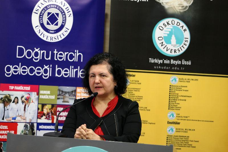 'Yeni Medya ve Aile Çalıştayı' Üsküdar Üniversitesinde yapıldı 2