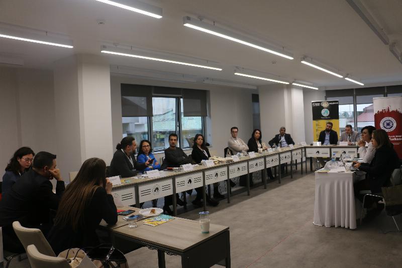 'Yeni Medya ve Aile Çalıştayı' Üsküdar Üniversitesinde yapıldı 12
