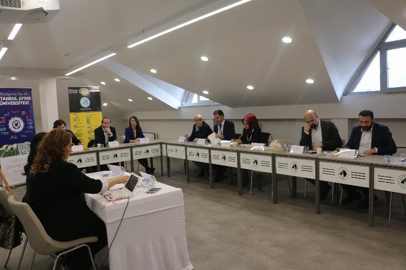 'Yeni Medya ve Aile Çalıştayı' Üsküdar Üniversitesinde yapıldı 7