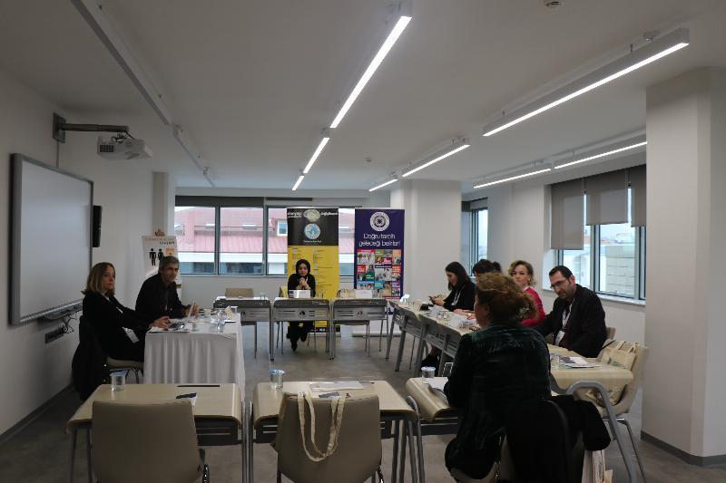 'Yeni Medya ve Aile Çalıştayı' Üsküdar Üniversitesinde yapıldı 8