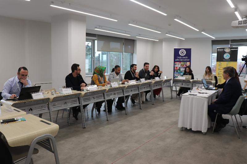 'Yeni Medya ve Aile Çalıştayı' Üsküdar Üniversitesinde yapıldı 10