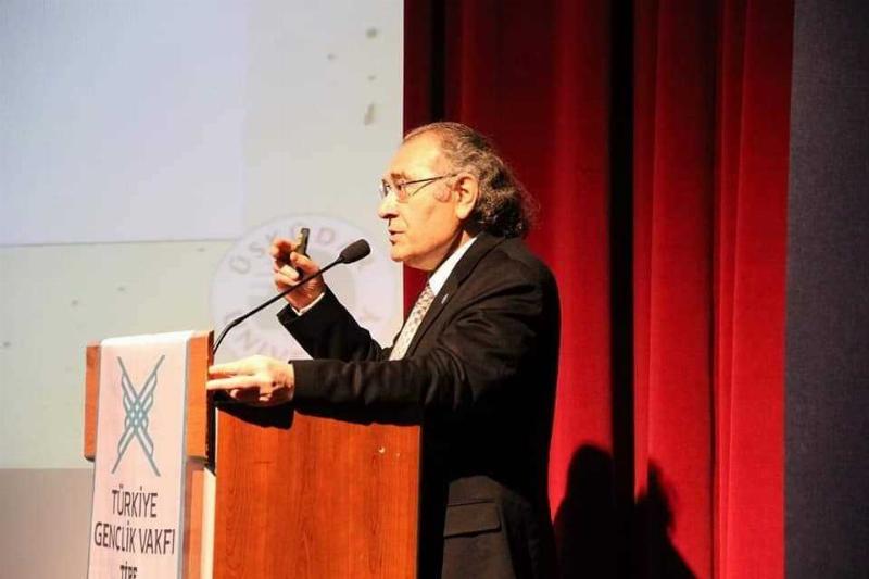 """Prof. Dr. Nevzat Tarhan: """"Çağın en büyük para birimi güven"""" 2"""