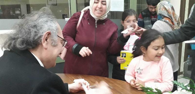 """Prof. Dr. Nevzat Tarhan: """"Çağın en büyük para birimi güven"""" 4"""