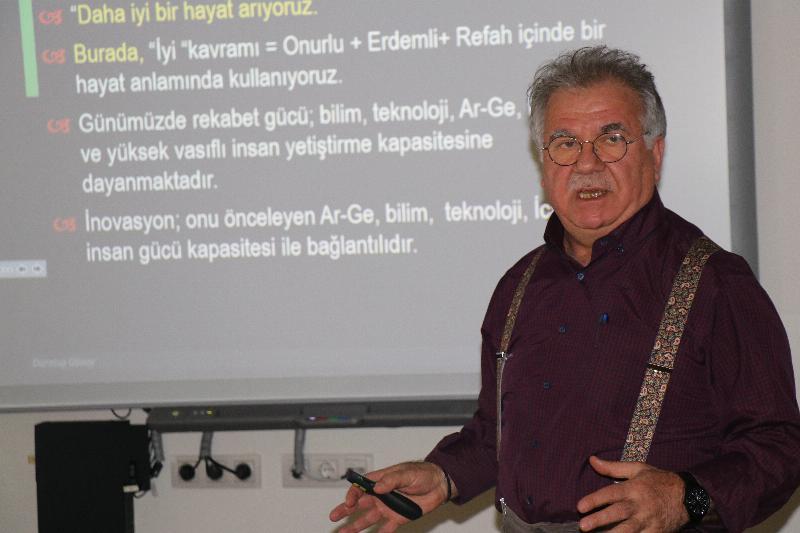 """Prof. Dr. Durmuş Günay: """"Bir ülkenin gücü inovasyon ile ölçülür"""" 2"""