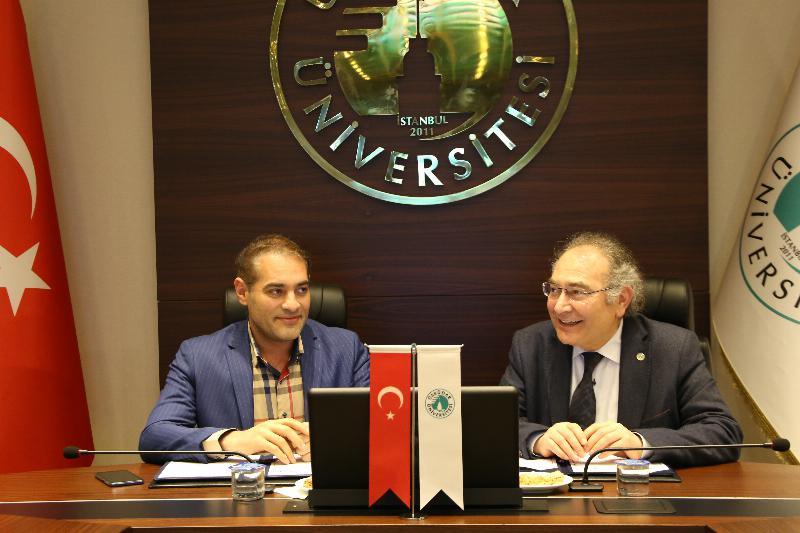 Üsküdar - Iran cooperation in academic and scientific fields