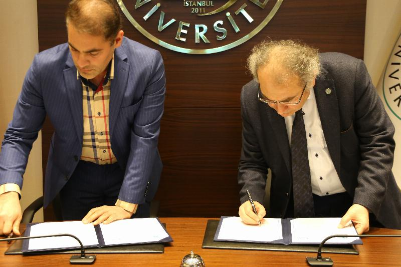 Üsküdar - Iran cooperation in academic and scientific fields 2