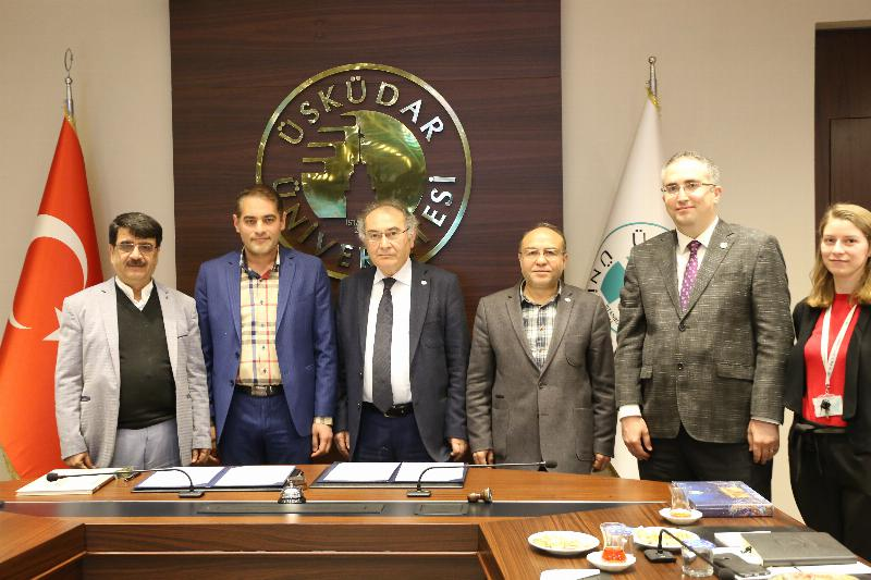 Üsküdar - Iran cooperation in academic and scientific fields 3