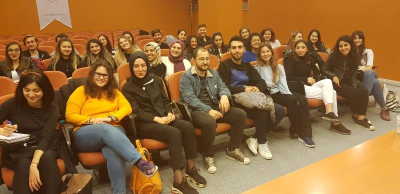 Ergoterapi mezun toplantısının ikincisi gerçekleştirildi 2