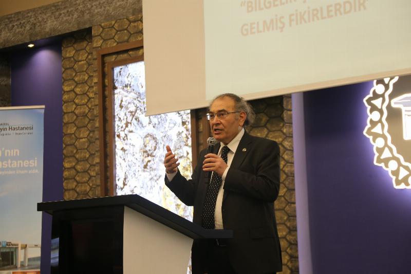 Prof. Dr. Tarhan Kocaeli'nde eğitimcilerle bir araya geldi 3