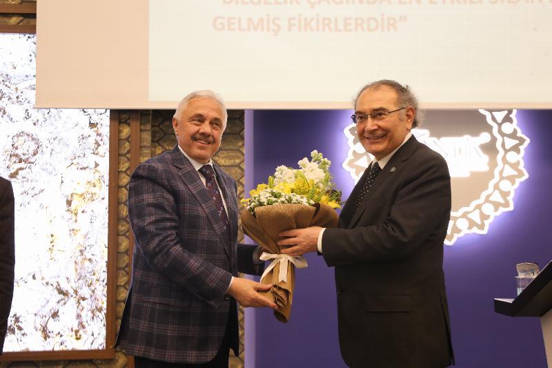 Prof. Dr. Tarhan Kocaeli'nde eğitimcilerle bir araya geldi 4