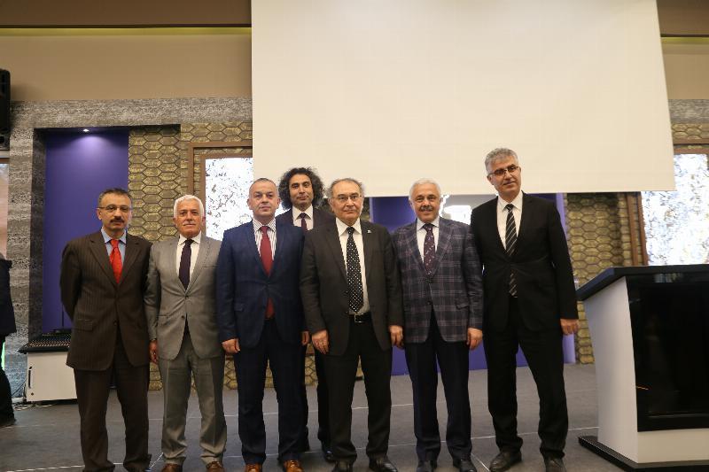 Prof. Dr. Tarhan Kocaeli'nde eğitimcilerle bir araya geldi 5