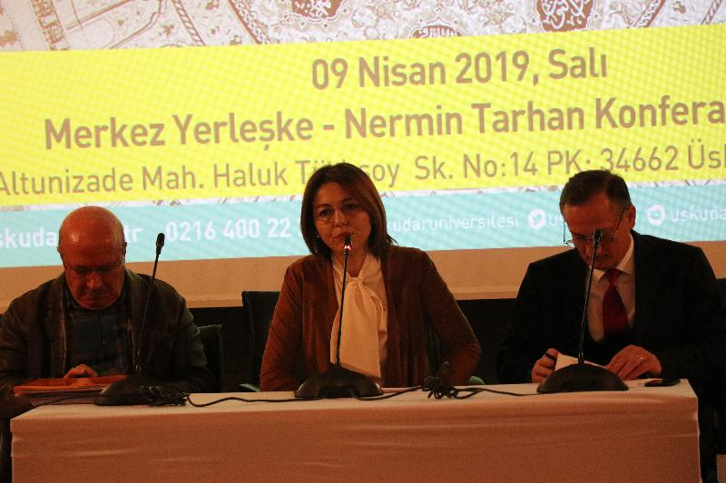 Mimar Sinan ölümünün 431'inci Yıldönümünde Üsküdar Üniversitesinde anıldı 3