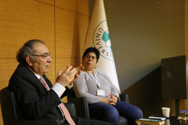 Kitap kulübünün konuğu Prof. Dr. Nevzat Tarhan oldu 3