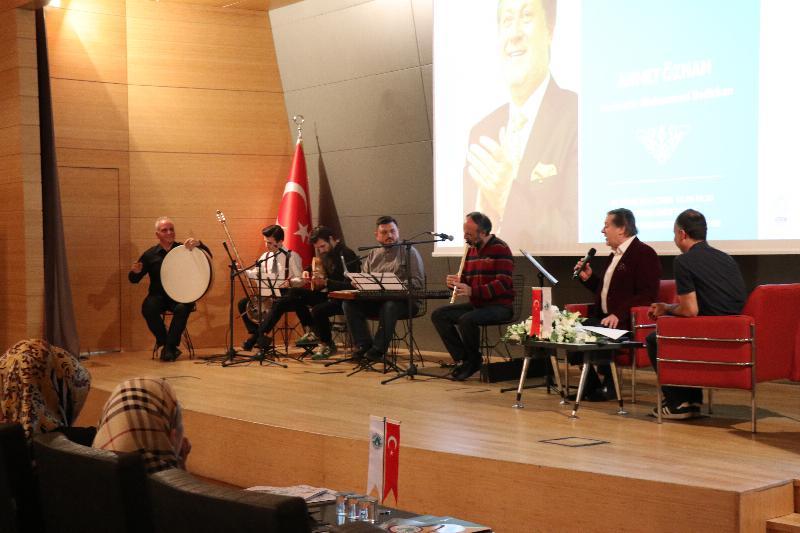 """Ahmet Özhan: """"İlk İnsan-ı Kamil Hz. Âdem'dir"""" 3"""