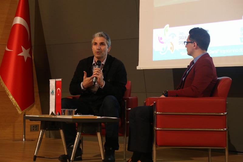 Gazeteci Nedim Şener Üsküdarlı öğrencilerle buluştu 2