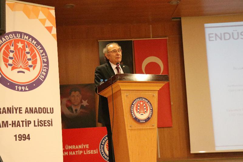 """Prof. Dr. Nevzat Tarhan: """"İmam Hatipler Türkiye'nin şansıdır"""" 2"""