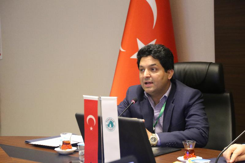 Cooperation between Üsküdar University and Pakistan National Youth Council 3