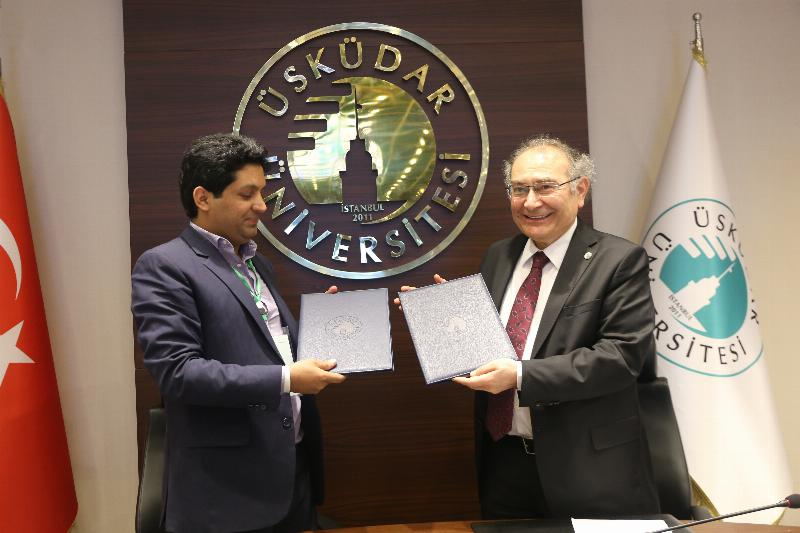 Cooperation between Üsküdar University and Pakistan National Youth Council 2
