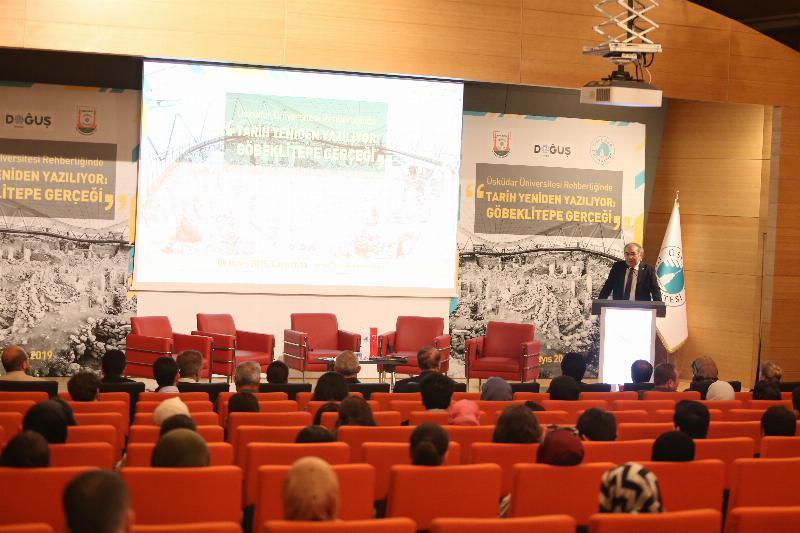 """Prof. Dr. Nevzat Tarhan: """"Göbeklitepe, ezberleri bozan bir keşif"""""""
