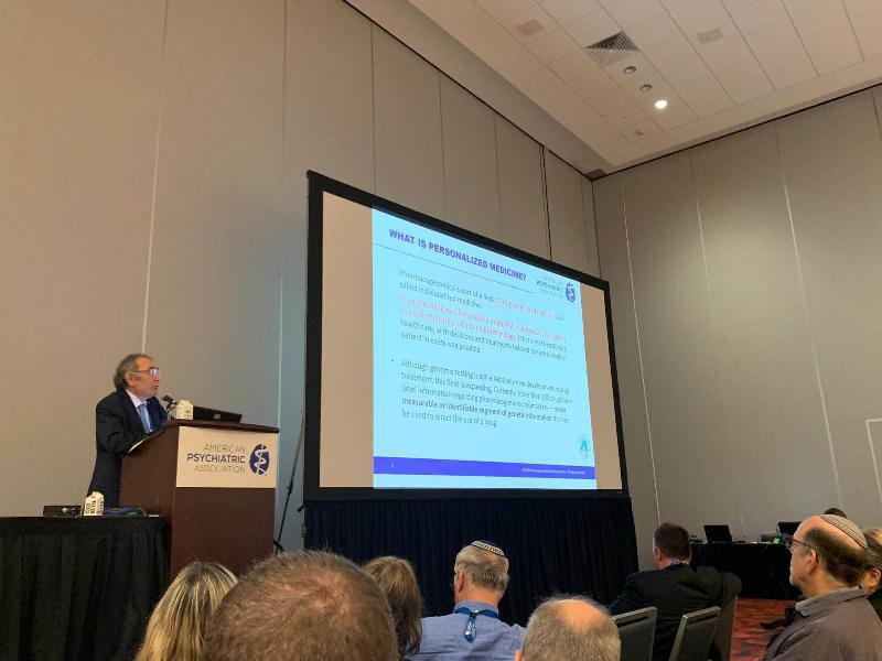 2019 APA Kongresinde 'Tedavide Hassas Tıp anlatıldı'