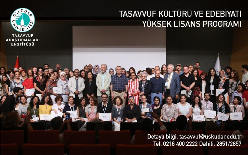 Yüksek Lisans Kültürü ve Edebiyatı