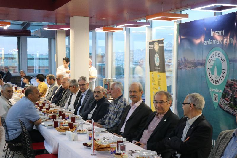 İDER üyeleri iftar yemeğinde bir araya geldi