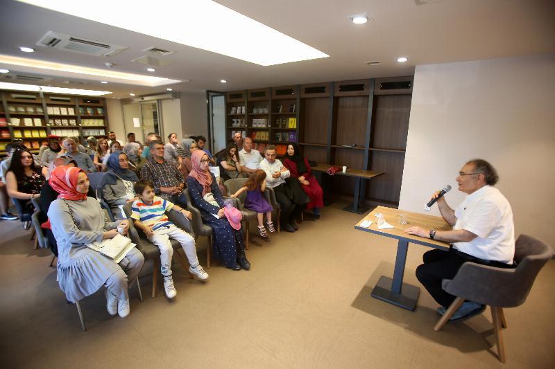 """Prof. Dr. Nevzat Tarhan: """"Yüzde 51 istiyorsanız o alanı seçilebilirsiniz"""""""