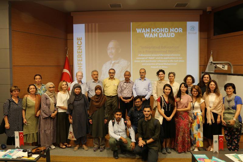 Conference By Prof Wan Mohd Nor Wan Daud Uskudar Uni