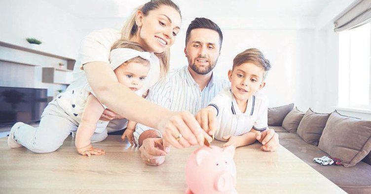 Para yönetimini öğrenen çocuk tüm duygularını yönetir