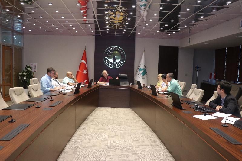 Vizyon Çalışmaları Koordinasyon Kurulu'ndan ilk toplantı