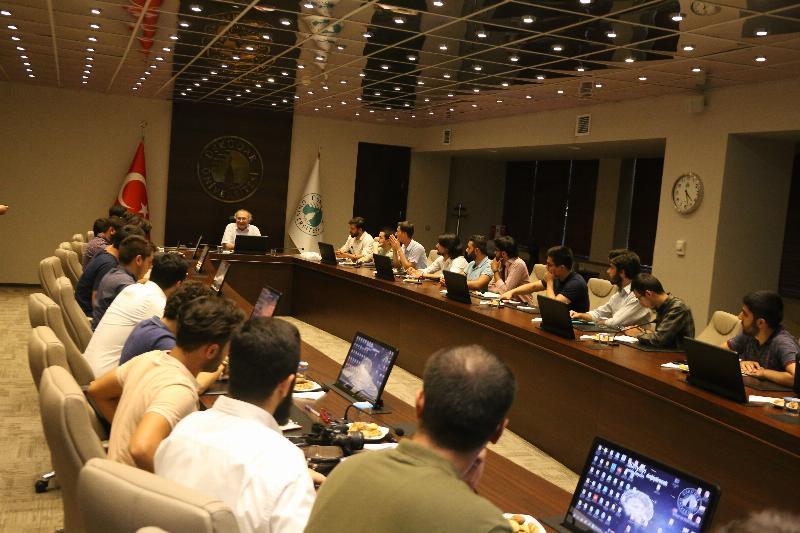"""Prof. Dr. Nevzat Tarhan: """"İlm-i Kelam'ın topluma anlatılması lazım"""""""