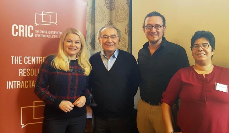 Oxford Üniversitesi ve Üsküdar Üniversitesi Dünya Barışı İçin Adımlar Atıyor