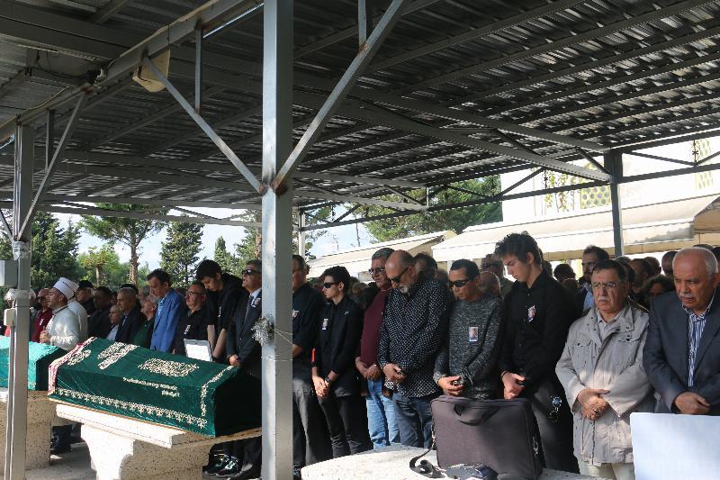 Kurucu Rektörümüz Prof. Dr. Nevzat Tarhan'ın acı günü