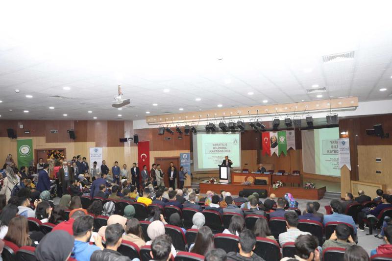 Prof. Dr. Nevzat Tarhan, Yaratılış Kongresi'nde