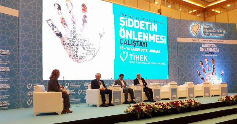 """Prof. Dr. Nevzat Tarhan: """"Kadına yönelik şiddette ilk sıradayız"""""""