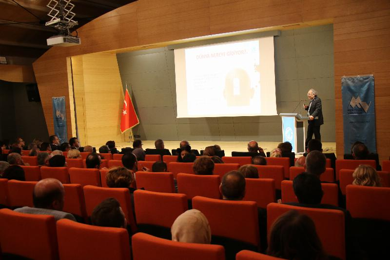 Merzifonlular 2'nci kez Üsküdar Üniversitesinde buluştu