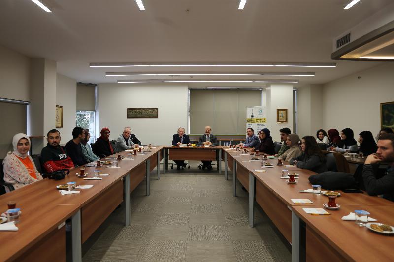 Prof. Dr. Nevzat Tarhan ile Varoluş Sohbetleri başladı