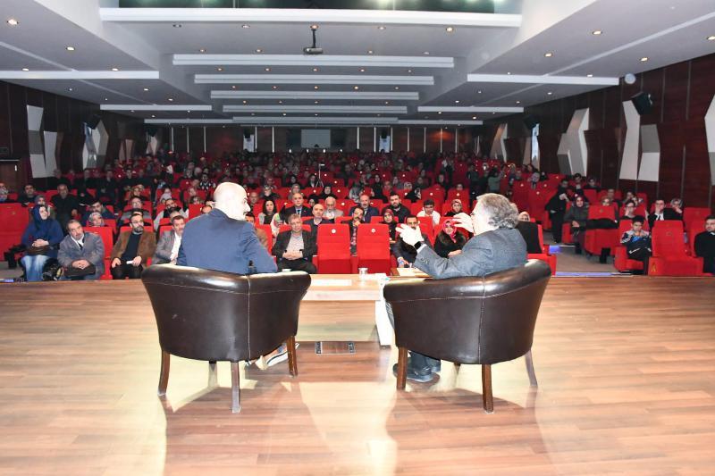 """Prof. Dr. Nevzat Tarhan: """"İnsan kendinin lideri olmalı"""""""